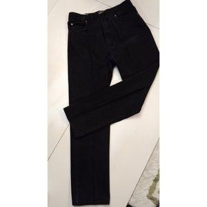 Versace classic black jeans